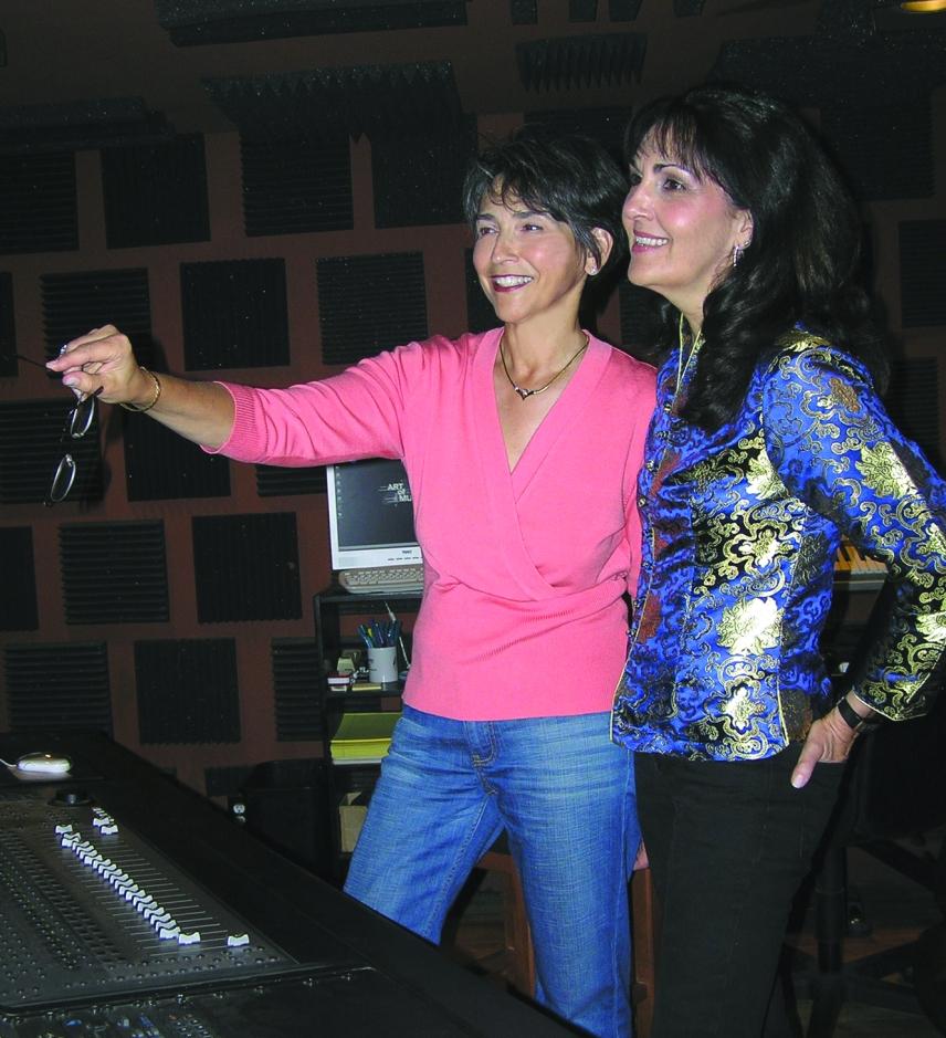 Lynne and Danielle Westphal